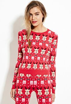Christmas Sweaters Forever 21 October 2017