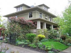 Irvington Craftsman Foursquare | Complete Construction: Design-Build-Remodel General Contractor in Portland, Oregon ❤❤❤❤❤❤❤❤ #trailerhouseremodel