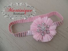 Check out this item in my Etsy shop https://www.etsy.com/listing/230369513/pink-ballerina-flower-w-crystal