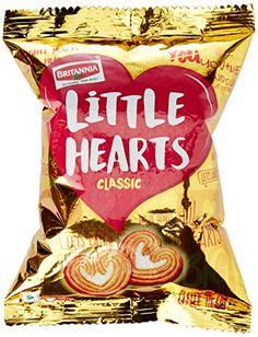 Britannia Industries Limited is India's most trusted food brand with a diverse range of portfolio of products in cakes, biscuits, bread and dairy categories. Heart shaped biscuits Light and crunchy biscuits generously Grocery Shop Online, Grocery Items, Grocery Store, Gourmet Recipes, Snack Recipes, Gourmet Foods, Honey And Warm Water, Snacks Online, Finger Henna Designs
