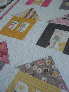 Daisy Cottage Quilt