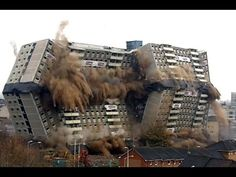 TOP 30 BEST Implosions Explosion Compilation --Best Building Demolition Compilation - YouTube