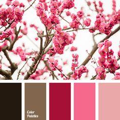 """dusty"" beige color, ""dusty"" brown color, ""dusty"" pink color, beige color, brown… Colour Pallette, Color Palate, Colour Schemes, Color Patterns, Color Combinations, Design Seeds, Cores Rgb, Color Concept, World Of Color"
