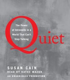 Quiet, by Susan Cain - Google Search