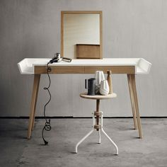 STYLO makeup table by SAYS WHO by SAYS WHO , via Behance