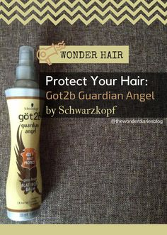 Protect your hair from the heat of styling tools!
