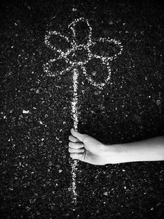 """It is easier to build strong children than repair broken men."" — Frederick Douglass {Creative Photography by Julia Presslauer} Chalk Photos, Artsy Photos, Creative Photos, Creative Ideas, Chalk Photography, Photography Projects, Creative Photography, Photography Poses, Artsy Bilder"