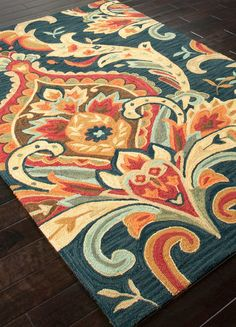 Brilliant Poppies Rug Chain Stitch And Anthropologie