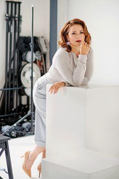 Zuzana Mauréry: Nie som typ hviezdy - zena.sme.sk High Neck Dress, Film, Dresses, Fashion, Turtleneck Dress, Movie, Vestidos, Moda, Film Stock