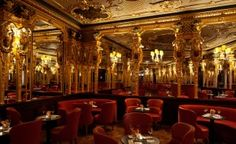 Cafe Royal Hotel Grill Room, London