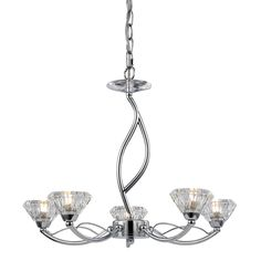 Hawthorne 5 Light Chandelier