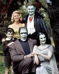 The Munsters-watched so much of this when I was a kid