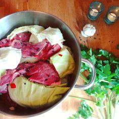 Edel's Mat & Vin : Fårikål med lammelår, hvitløk, chili og allehånde ...