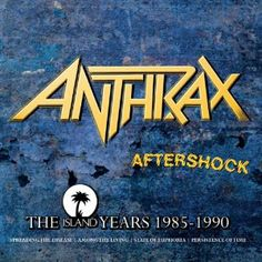 Anthrax - The Island Years  #christmas #gift #ideas #present #stocking #santa #music #records