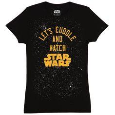 Yes please! #StarWars #cuddle