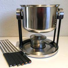 aparelho fondue girat rio a o inox 23 pe as r fondue pinterest fondue. Black Bedroom Furniture Sets. Home Design Ideas