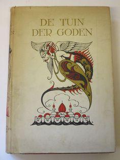 Anton Pieck - De tuin der goden (deel 2)