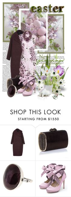 """""""Easter"""" by queenrachietemplateaddict ❤ liked on Polyvore featuring Cullen, E L L E R Y, ASOS, Jimmy Choo, Spring and Easter"""
