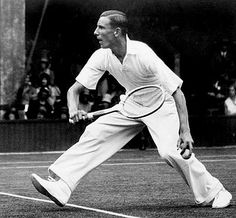 ":D x British tennis player and Wimbledon Champion. Author of the Best Book ever on playing tennis: ""How To Play Lawn Tennis"" by Fred Perry! Lawn Tennis, Tennis Party, Tennis Tips, Tennis Gear, John Perry, Fred Perry, Table Tennis Player, Wimbledon Champions, Tennis Online"