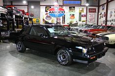 1987 Buick Grand National, Low Mileage, Fully loaded SOLD