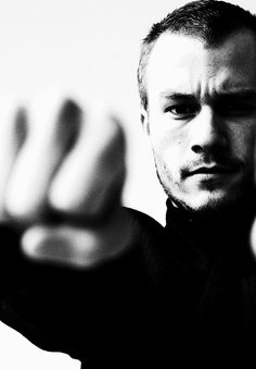 Heath Ledger. ☚ You are missed, mate.