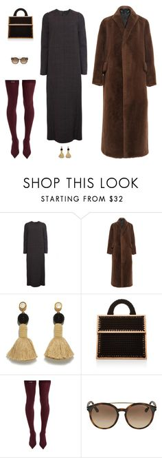 """Untitled #6009"" by amberelb ❤ liked on Polyvore featuring Lake, LUISA BECCARIA, Lizzie Fortunato, 7II, Balenciaga and Vogue"