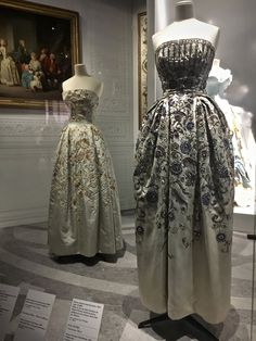 70th anniversary of the creation of the House Dior Musée des Arts Créatifs Paris-France Christian Dior Couturier du Rêve - Exhibition celebrating the 70th anniversary of the creation of the House Dior. #ChristianDior #ChristianDior_AD #Couturier #Dresses #Exhibition #Fashion #France #HauteCouture #lesartsdecoratifs #Museum #Paris #Travelphotography shared with pixbuf.com