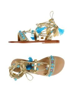 1e3fef94549 Mystique Women Sandals on YOOX. The best online selection of Sandals  Mystique.