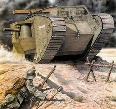 1917 Cambrai - Ciordia