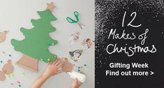 Hobbycraft 12 makes of christmas