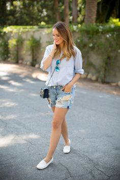 COMO USAR: SHORT JEANS! - Juliana Parisi - Blog