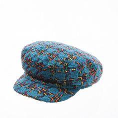 Tweed casquette www.omae.co/shop/brownhat