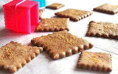 Graham Crackers with Buckwheat Flour | the Worktop