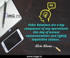 PublicRelation not just creates brand awareness but it also plays a vital role in #shaping   public opinions about a #firm   , or an individual.. Hence #corporates   take #PR   very seriously #worldwide  .  For Public relations services, Contact IMGPR. www.imgpr.in  #pr #pragency #advertisment #digitalmedia #digitalmarketing #publicrelation #business #socialmedia #searchengineoptimization #strategy #india #chandigarh #imgpr #imgprindia #imgprchandigarh