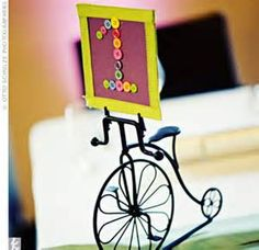 bicycle theme wedding gifts - Yahoo! Image Search Results