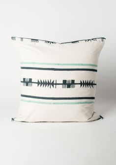 Arrows Pillow by Boh