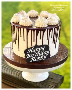 Happy Birthday Cake!   - cake by Tammy LaPenta