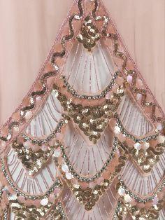 Evening dress, 1925 From the Metropolitan Museum of Art
