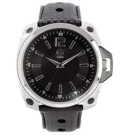 G by Guess $110.00 #men #fashion #gift #menwatch #birthday #gentlemen #love #husband #friend #father #brother