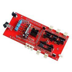 3D Printer Accessories Arduino MEGA Shield Control Board  | eBay