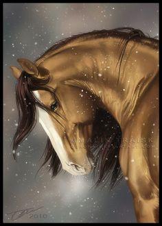 Frozen Gold by *cerona on deviantART