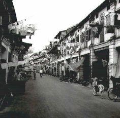 Singapore, circa 1948-49.