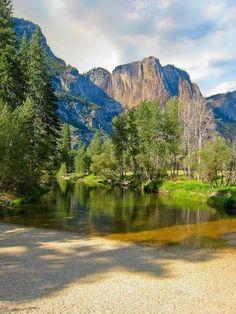 Serene Yosemite Summer