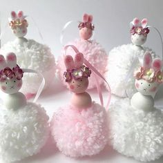 29 Trendy Craft Pom Pom Etsy for tweens pom crafts crafts crafts Crafts For Teens To Make, Easter Crafts For Kids, Crafts To Sell, Diy And Crafts, Preschool Crafts, Pinterest Crafts, Pom Pom Crafts, Boyfriend Crafts, Clothespin Dolls