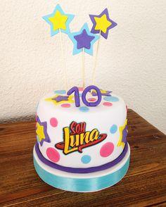 Soy Luna Cake!