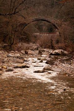 Il Ponte della Pia (Rosia, comune di Sovicille). Foto di Vladimiro Vagnetti Tuscany