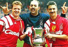 FA Cup Winners 1992 #LFC
