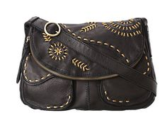Savannah Flap Stitch from Lucky Brand.  This version can be worn cross body!