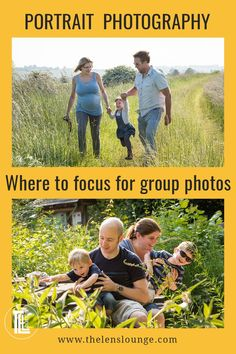 How to photograph groups to avoid fuzzy portrait photos - Photography, Landscape photography, Photography tips