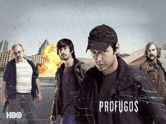 """""""Los Profugos"""" 2011 series based in Chile, produced by Christian de la Fuente."""